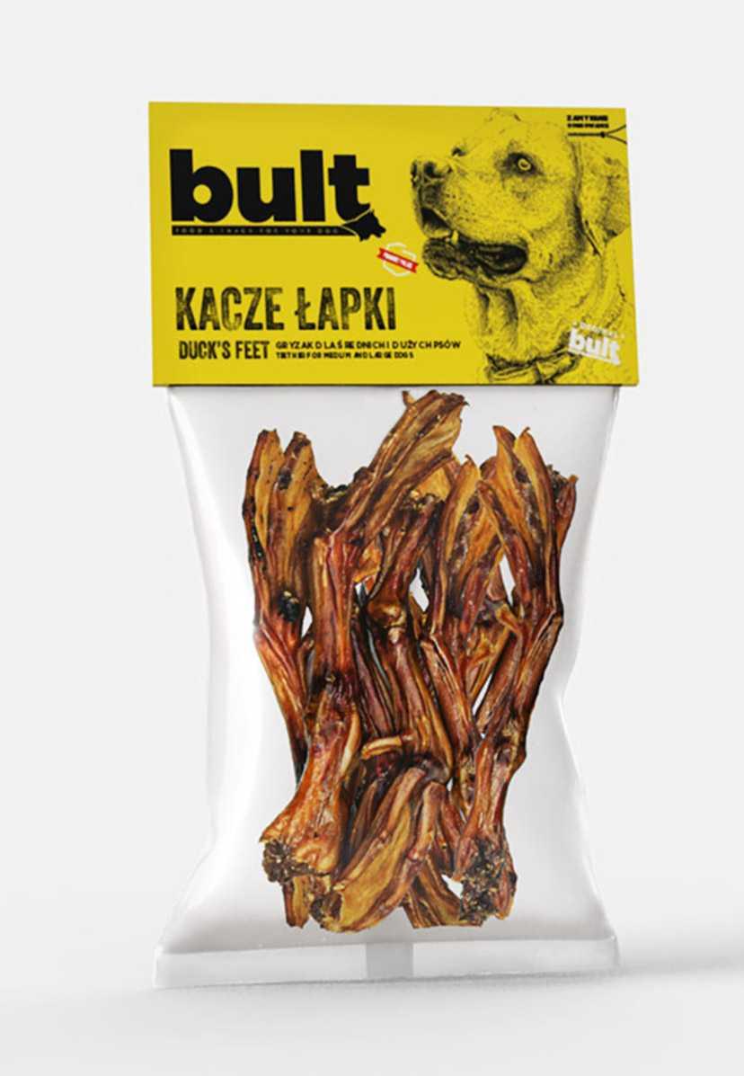BULT Kacze łapki dla psa