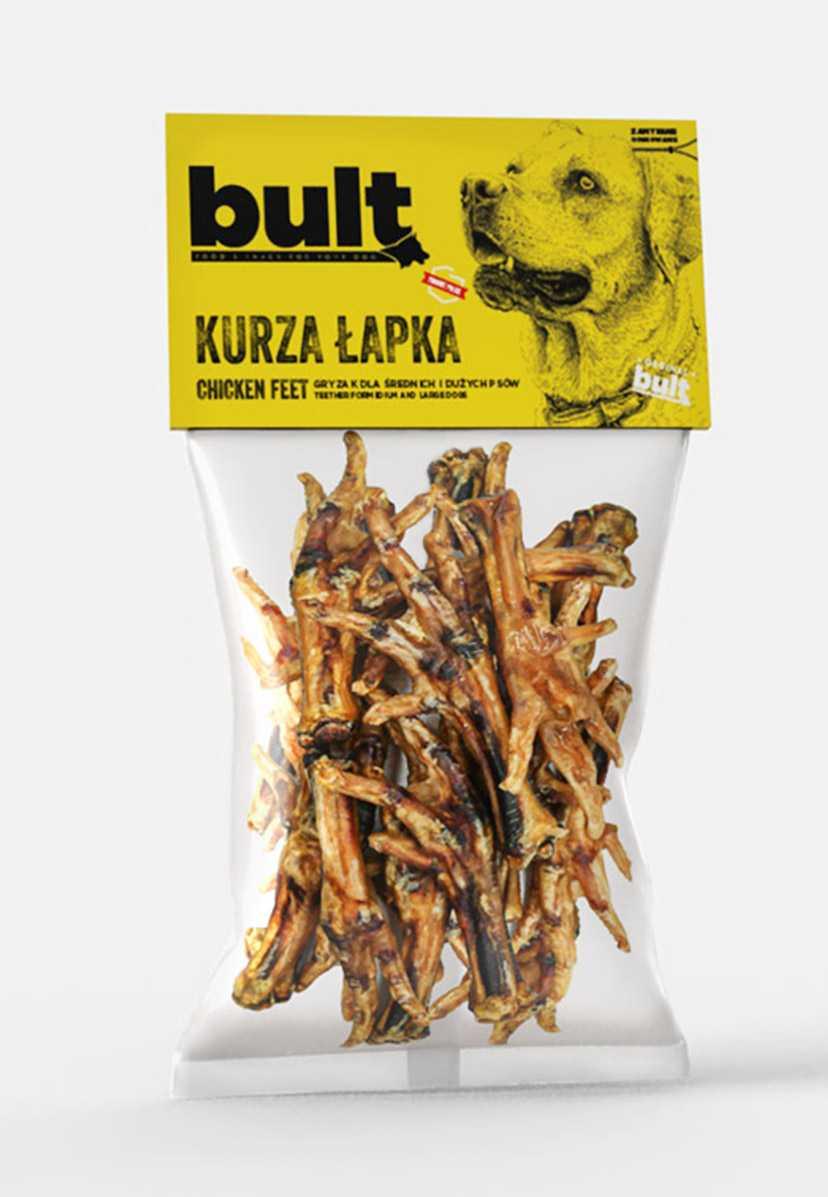BULT - kurze łapki dla psa