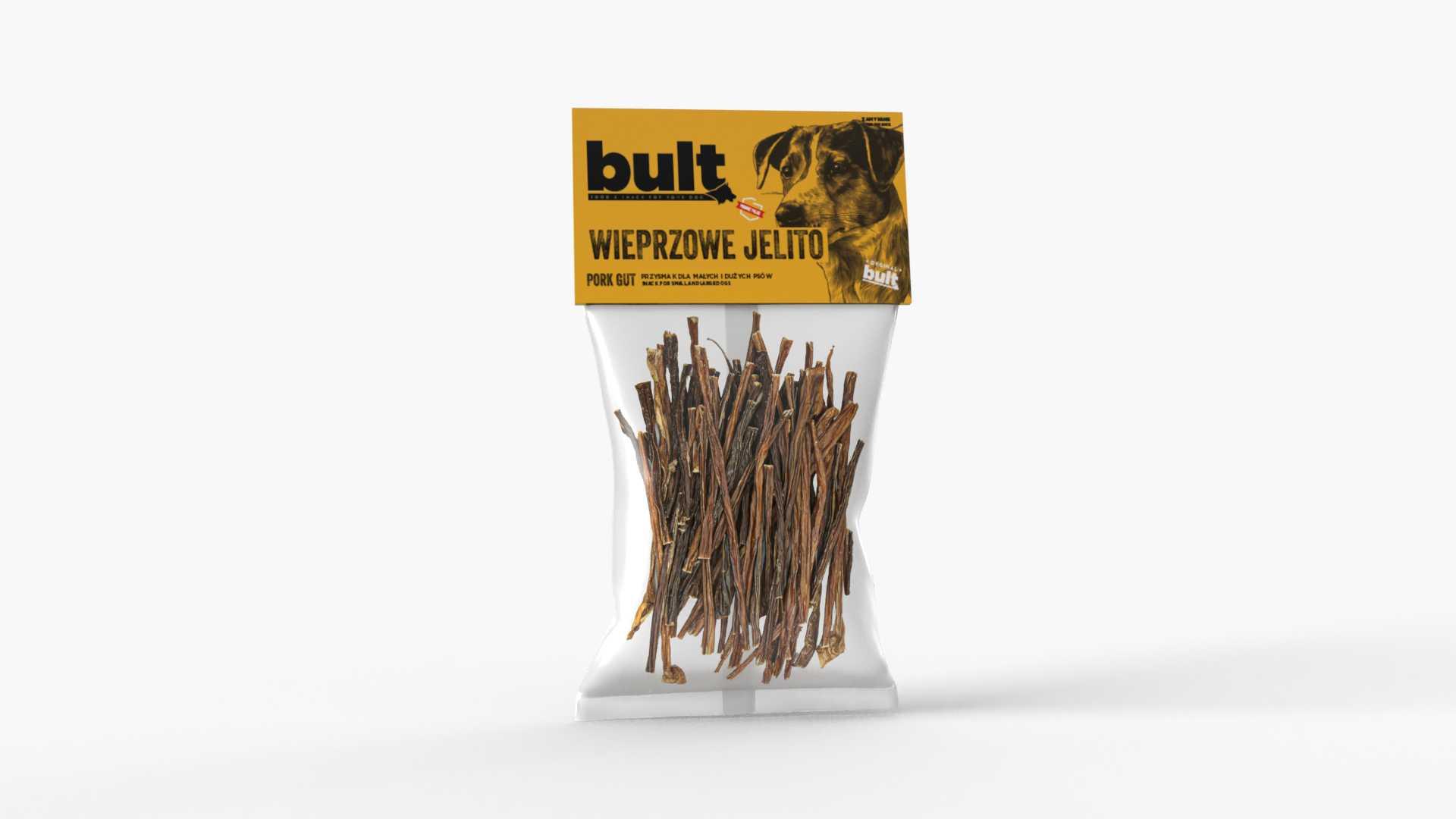 BULT Jelito wieprzowe dla psa 2