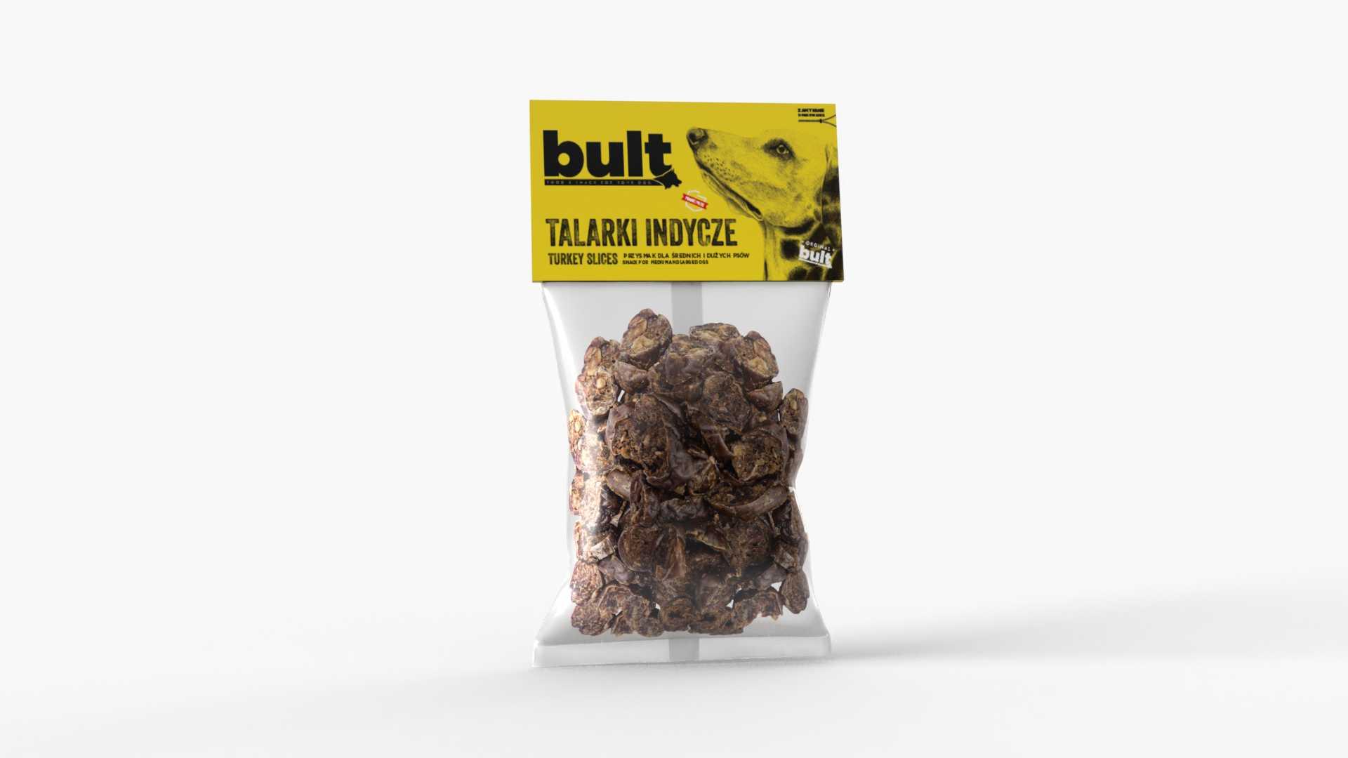 BULT Talarki indycze dla psa 2