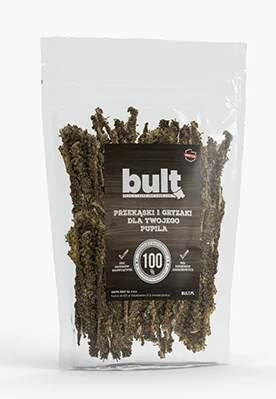 BULT żwacze wołowe 400g dla psa