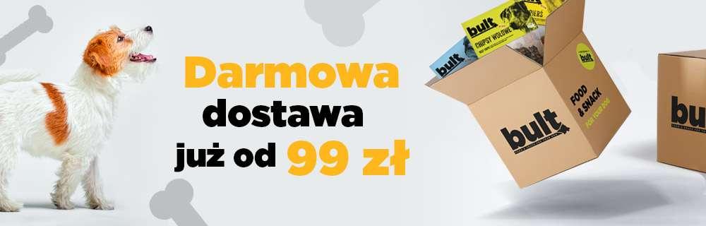 Darmowa dostawa od 99zł